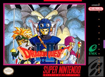 Videojuego Dragon Quest Nintendo