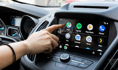 Android Auto Download for Renault Samsung Motors