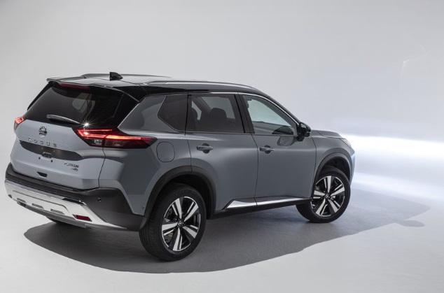 Desain Nissan Rouge 2021