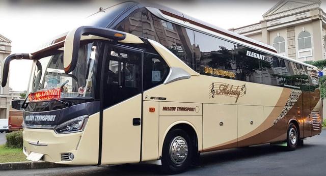 Bigbus Laksana SR2 HD PRIME 45 Seat