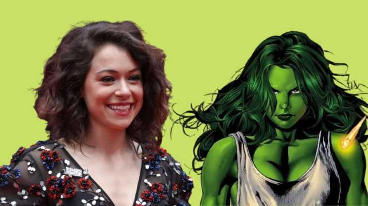 Tatiana Maslany ne Disney+ ki She-Hulk series mein apni casting sutro se kiya inkaar