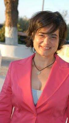 Αποχαιρετισμός στην Καλλιόπη-Μαρία Φαρμακίδη