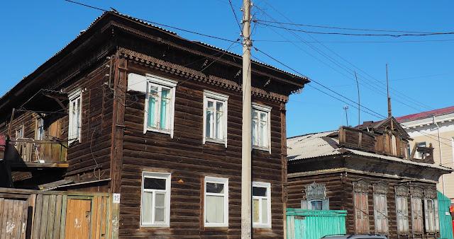 Улан-Удэ, старинный дом
