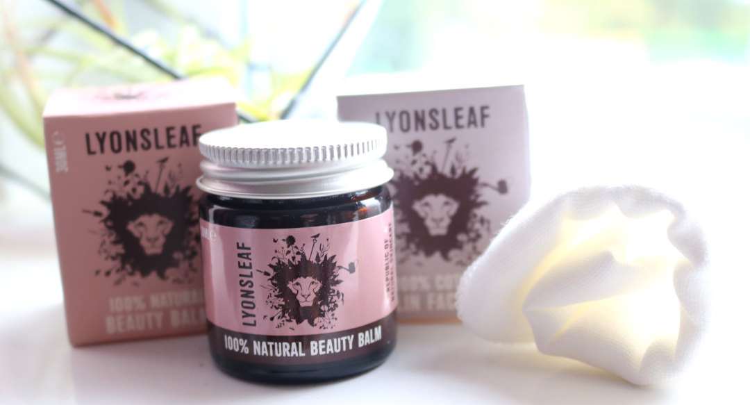 Lyonsleaf Beauty Balm & Muslin Face Cloth