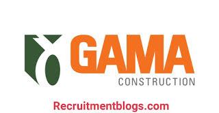 Gama Construction Vacancies