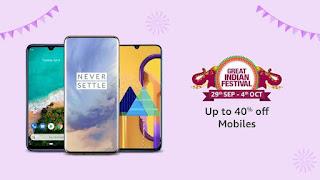 Amazon Great Indian Festival Sale Starts