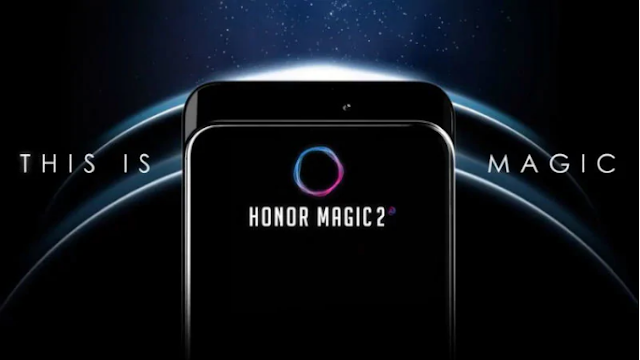 , really bezel-less presentation spills in front of Oct.Honor Magic 2 with 6 cameras 31 dispatch