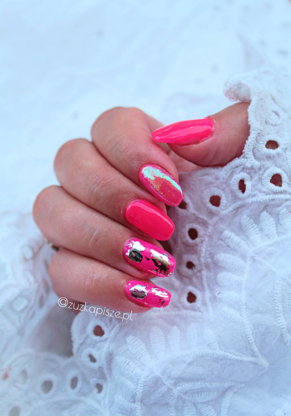 folia transferowa nc nails company