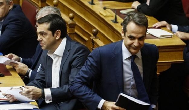 Γιατί ο ΣΥΡΙΖΑ δεν άφησε την κύρωσης της συμφωνίας στη ΝΔ;