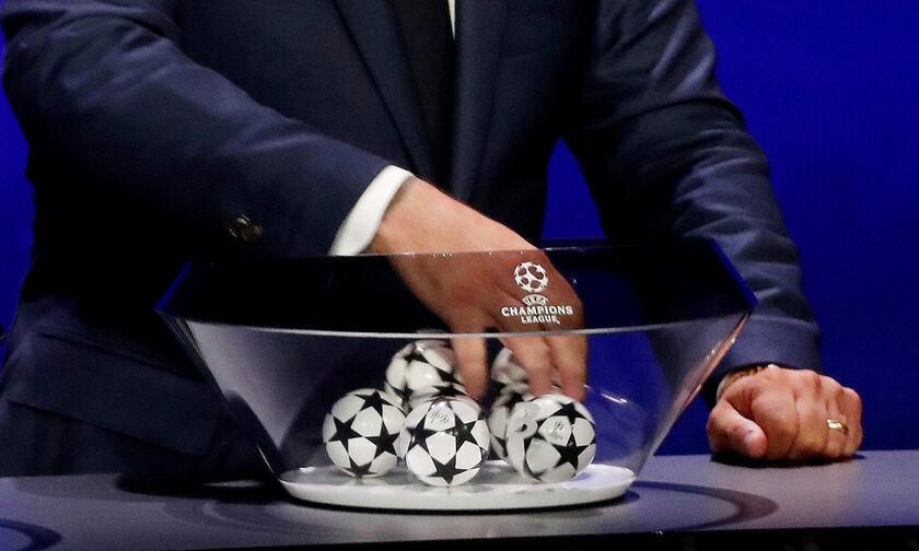 Τελικό: Οι υποψήφιοι αντίπαλοι του Ολυμπιακού στο Champions League