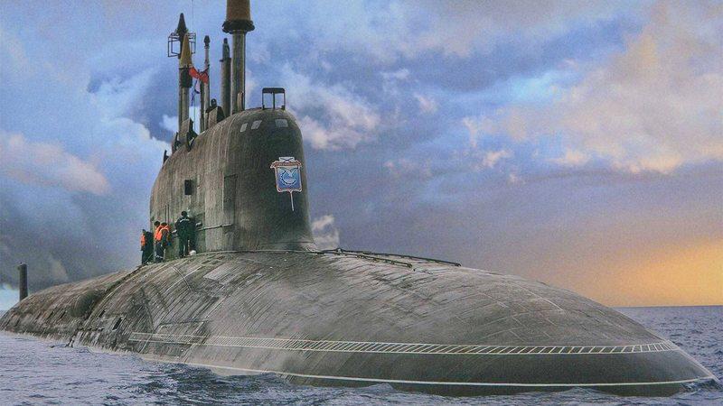 Rusia inició construcción de seis buques
