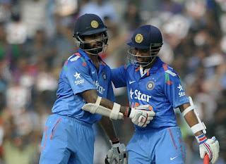 India vs Sri Lanka 1st ODI 2014 Highlights