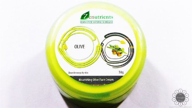 Zenutrients Philippines | Guaranteed Natural & Organic: Nourishing Olive Face Cream (Review at www.TheGracefulMist.com)