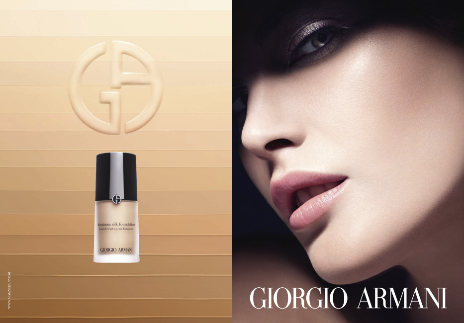 My Beauty Hoard: Sponsored Post: Giorgio Armani Luminous ...