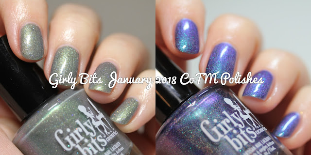 Girly Bits January 2018 CoTM