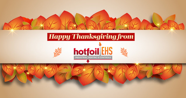 Happy Thanksgiving from Hotfoil-EHS