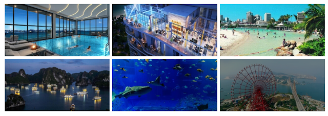 dự án Citadines Marina Hạ Long