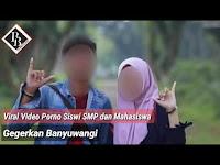 Viral-nya Video Dua Remaja Banyuwangi Ini