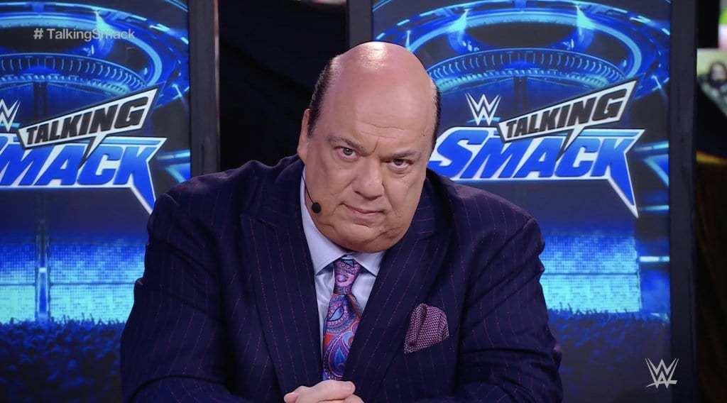 Paul Heyman revela que seu contrato com a WWE está perto de terminar