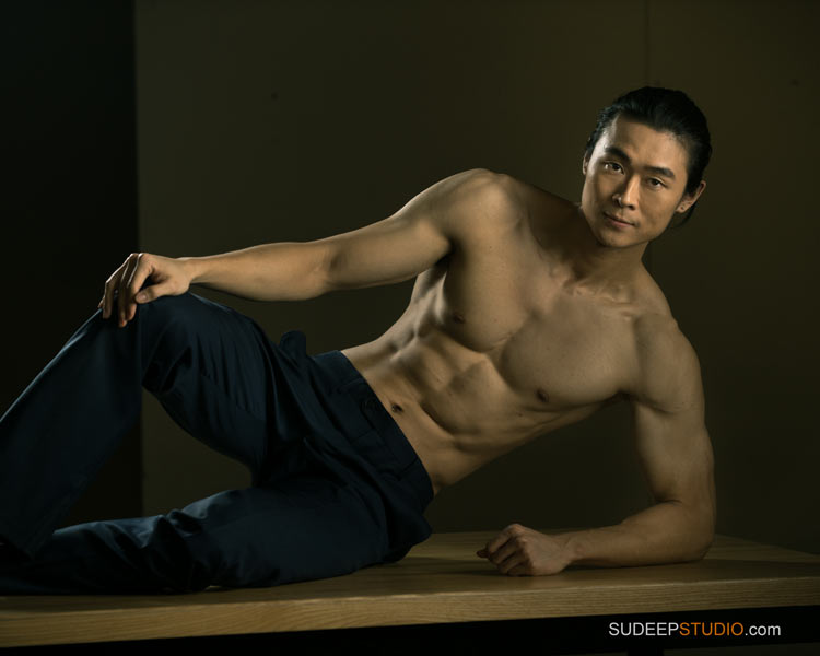 Bodybuilding Fitness Male Model Portfolio Photography SudeepStudio.com Ann Arbor Professional Portrait Photographer