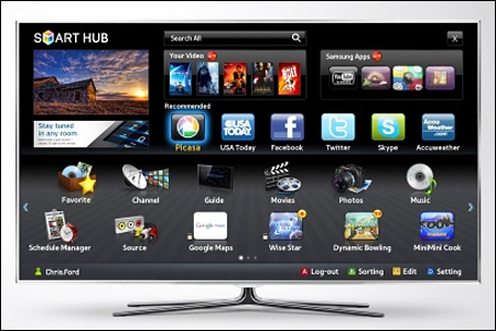 Samsung smart TV vulnerability allow attacker to read storage remotely