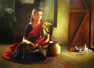 मलयालम लड़की