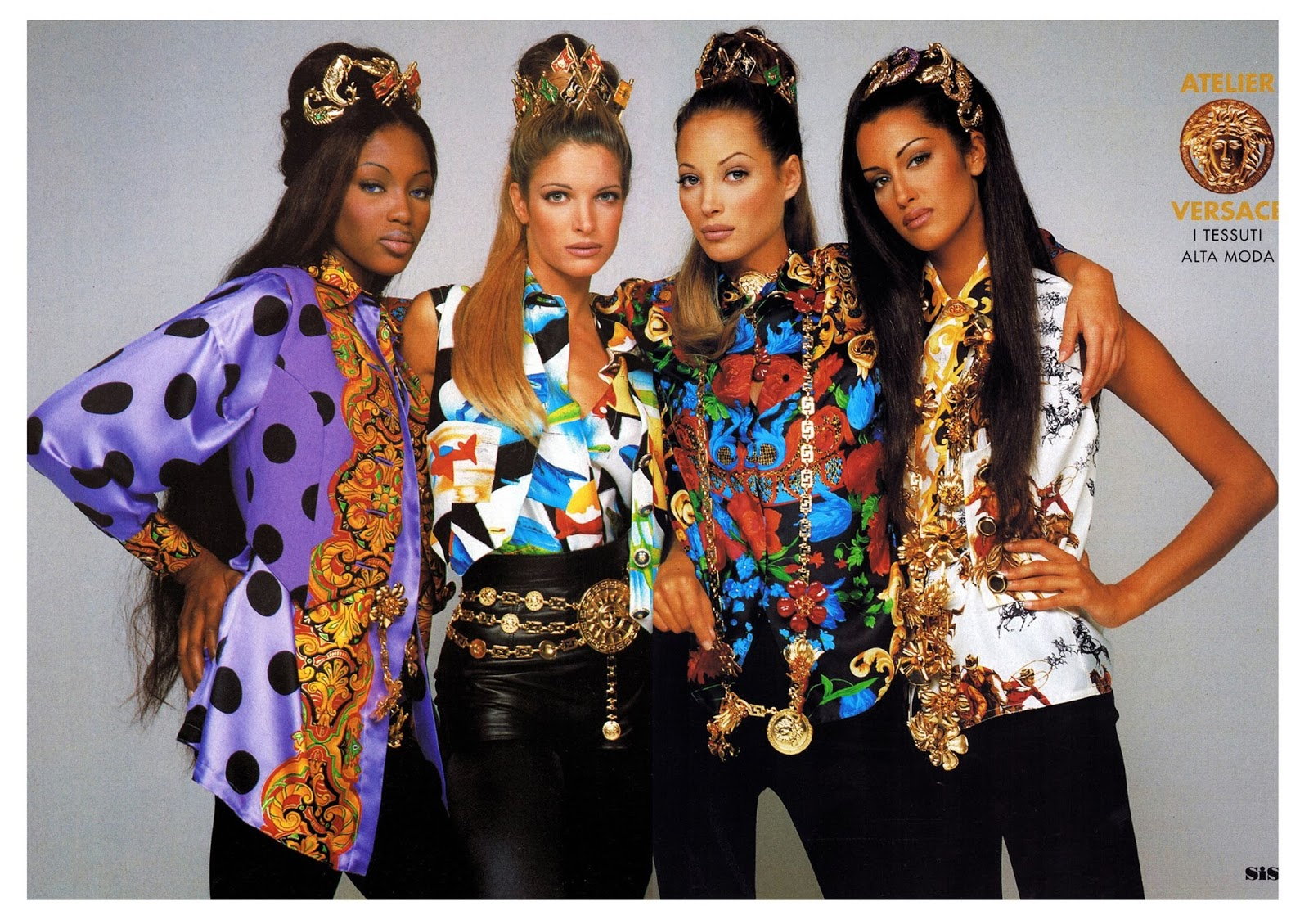 Eniwhere Fashion - Top Models 90's