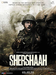Shershaah First Look Poster 3