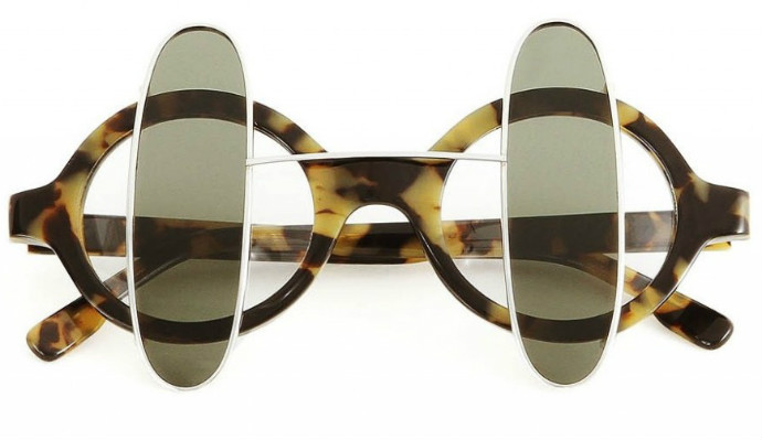 Medwinds x Henrik Vibskov On The Beach sunglasses