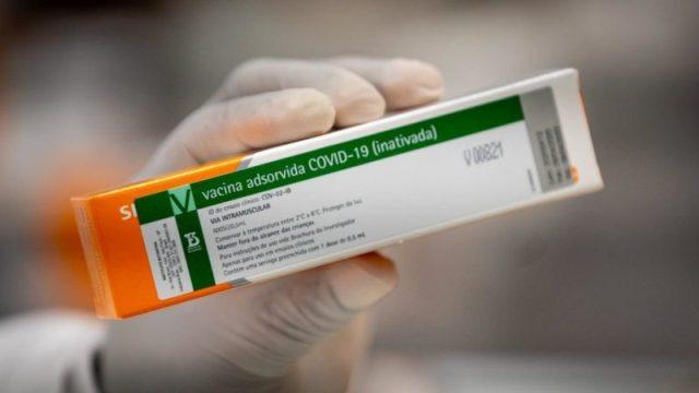 Butantan pede à Anvisa registro emergencial de mais 4,8 milhões de doses da vacina contra o coronavírus