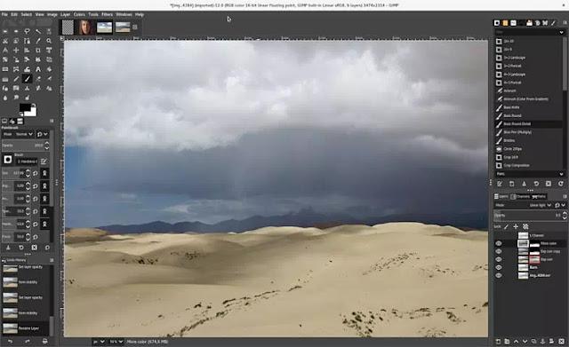 Gimp - Image Editor