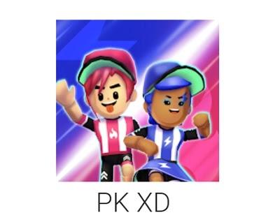 PK XD - استكشف والعب مع أصدقائك