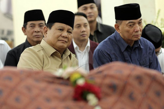 Prabowo Matangkan Rencana Pembangunan Pangkalan Militer di Natuna
