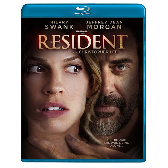 The Resident [La Victima perfecta] (2011) DVDRip Español Latino
