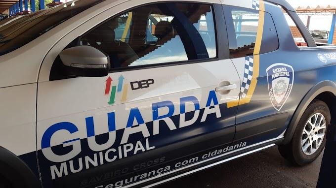 GUARDA MUNICIPAL PRENDE AGRESSOR NO JARDIM PAULISTA EM TOLEDO/PR