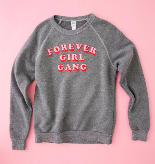 Forever Girl Gang sweater