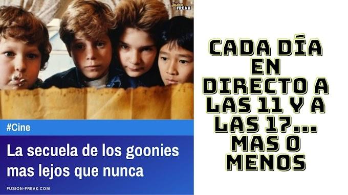 Pocas posibilidades para una secuela de Los Goonies segun Corey Feldman
