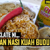 Oghe Klate Ni Makan Nasi Kuah Budu Jah