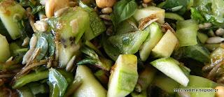 Η πιο πράσινη σαλάτα μου