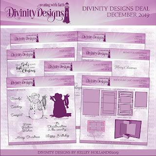Divinity Designs Deal December 2019