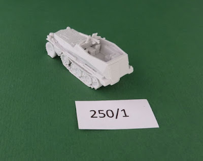 Sd Kfz 250/1 to 11 picture 18
