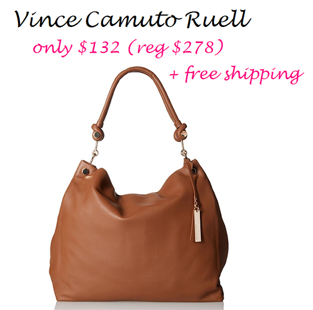Amazon: Vince Camuto Ruell only $132 (reg $278) + Free Shipping!