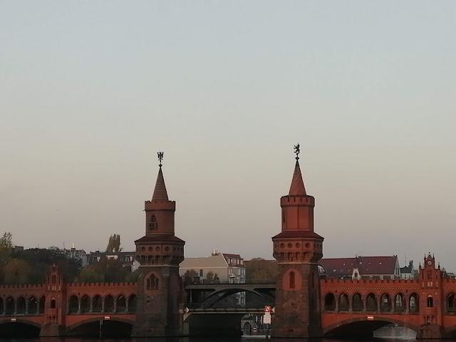 Oberbaumbrücker Berlin
