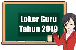 Loker Guru Tahun 2019