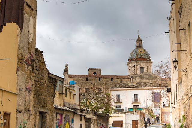 Chiesa di San Nicolò all'Albergheria-Palermo