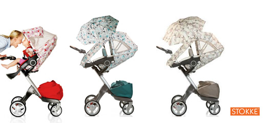2010 Stokke Xplory Summer Kits