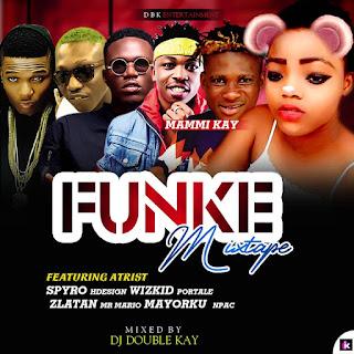 Dj Double Kay -- Funke Mixtape