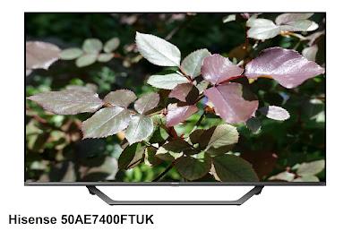 Hisense 50AE7400FTUK TV