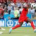 Bélgica domina o Panamá e faz 3 a 0 em Sochi, pelo Grupo G