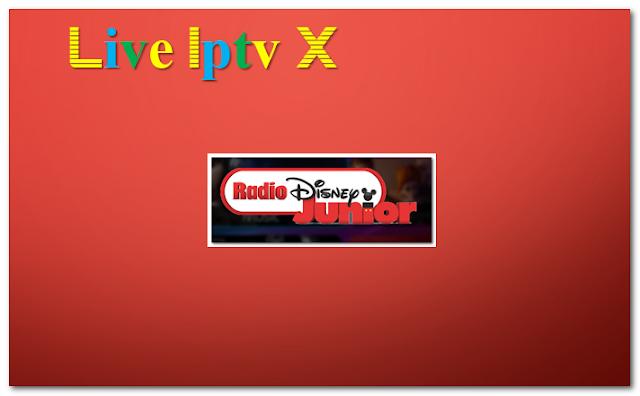 Radio Disney Jr kids addon